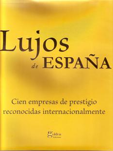 Libro Lujos de España